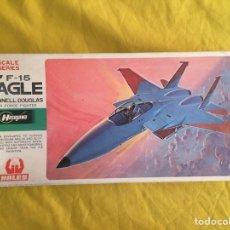 Maquetas: F-15 EAGLE 1:72 HASEGAWA MAQUETA AVION. Lote 136366233