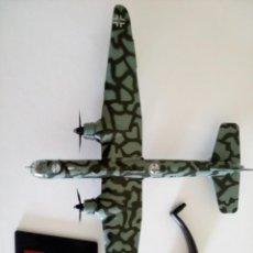 Maquetas: MINIATURA DEL BOMBARDERO HEINKEL HE A-5 GREIF (ALEMANIA).. Lote 136401730