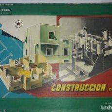 Maquetas: CONSTRUCCIÓN Nº1. ARQUITECTURA AÑOS 60.. Lote 136525782