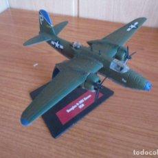 Maquetas: ALTAYA: AVIONES BOMBARDEROS DE LA SEGUNDA GUERRA MUNDIAL Nº 42: DOUGLAS A-20 HAVOC. Lote 136603602