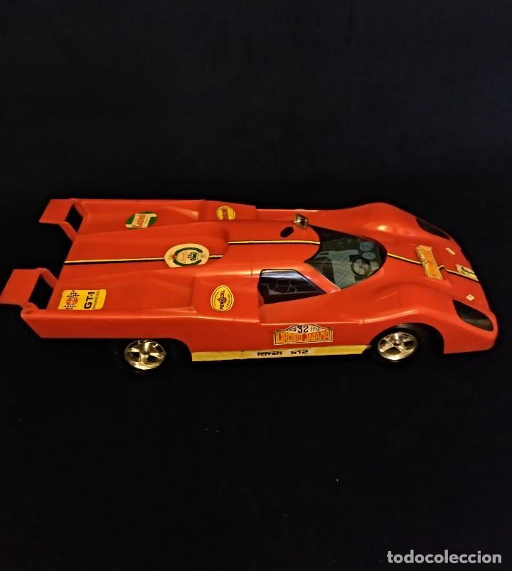 Maquetas: Coche Ferrari de Nacoral grande FUNCIONANDO. - Foto 2 - 136809950