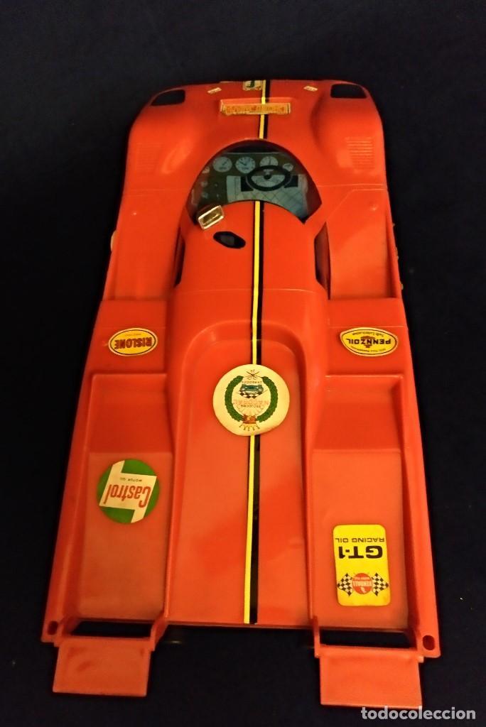 Maquetas: Coche Ferrari de Nacoral grande FUNCIONANDO. - Foto 4 - 136809950
