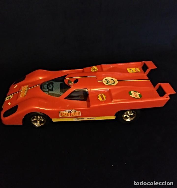 Maquetas: Coche Ferrari de Nacoral grande FUNCIONANDO. - Foto 5 - 136809950