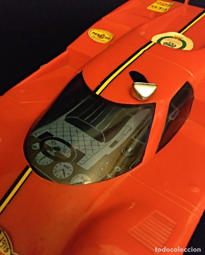 Maquetas: Coche Ferrari de Nacoral grande FUNCIONANDO. - Foto 12 - 136809950