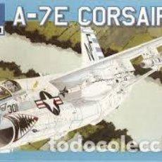 Maquetas: ITALERI - A-7E CORSAIR II 1224 1/72. Lote 137116062