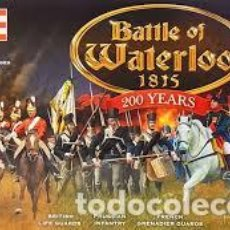 Maquetas: REVELL - BATTLE OF WATERLOO 1815 ANIVERSARIO 200 AÑOS 02450 1/72 . Lote 139605380