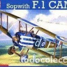 Maquetas: REVELL - SOPWITH F.1 CAMEL 1/28 04747. Lote 210937887