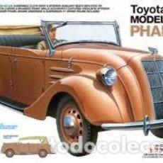 Maquetas: TAMIYA - TOYOTA MODEL AB PHAETON 1/35 35338. Lote 137215598