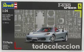 REVELL - FERRARI F430 SPIDER 07380 1/24 (Juguetes - Modelismo y Radiocontrol - Maquetas - Coches y Motos)