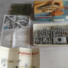 Maquetas: HOBBY KITS TANQUE PZ.KPFW IVA AUSF. F2 ESCALA 1: 72 + REGALO. Lote 137248014