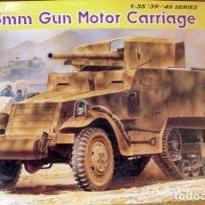 Maquetas: MAQUETA 1/35 - M3 75MM GUN MOTOR CARRIAGE DRAGON - NR. 6467 - 1:35. Lote 137403458