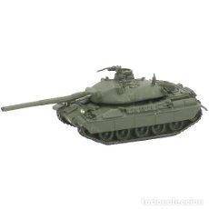 Maquetas: JUGUETE MILITAR PLOMO 'TANQUE AMX-30, FRANCIA', ESCALA 1/87.. Lote 89485984