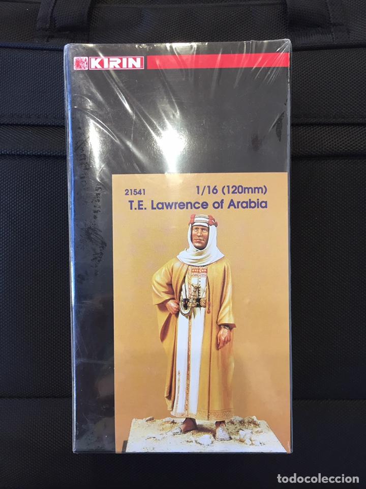 LAWRENCE OF ARABIA 1:16 120MM KIRIN 21541 MAQUETA FIGURA DIORAMA CARRO (Juguetes - Modelismo y Radiocontrol - Maquetas - Militar)