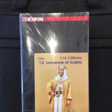 Maquetas: LAWRENCE OF ARABIA 1:16 120MM KIRIN 21541 MAQUETA FIGURA DIORAMA CARRO. Lote 147756384