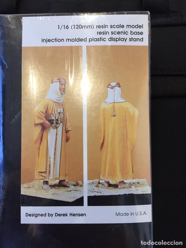 Maquetas: Lawrence of Arabia 1:16 120mm KIRIN 21541 maqueta figura diorama carro - Foto 2 - 147756384
