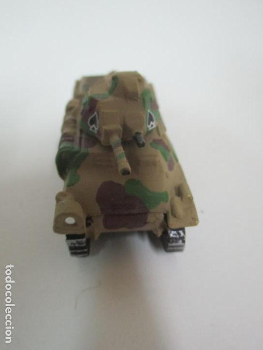 Maquetas: Carros de Combate - Lote, Colección 27 Tanques - Juguete de Plomo, Tanque - Escala 1/87 - con Funda - Foto 3 - 137971442