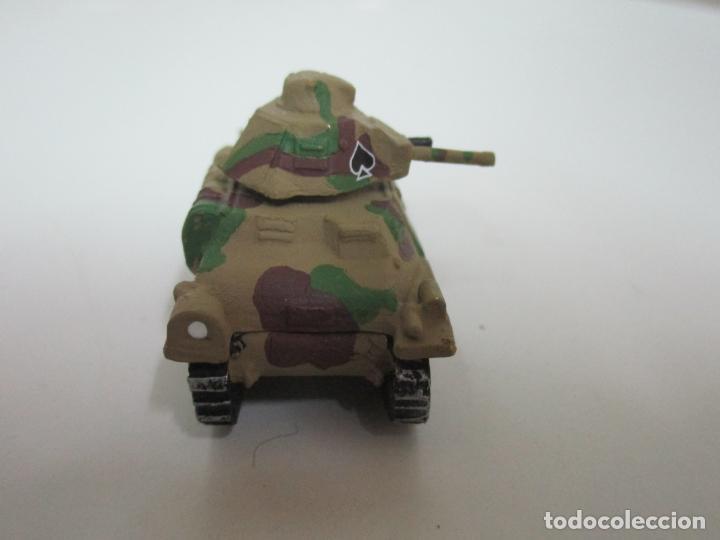 Maquetas: Carros de Combate - Lote, Colección 27 Tanques - Juguete de Plomo, Tanque - Escala 1/87 - con Funda - Foto 4 - 137971442
