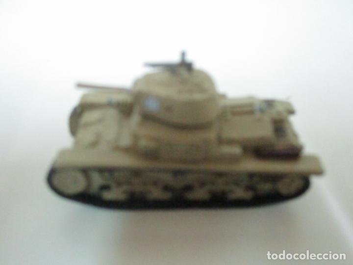 Maquetas: Carros de Combate - Lote, Colección 27 Tanques - Juguete de Plomo, Tanque - Escala 1/87 - con Funda - Foto 13 - 137971442