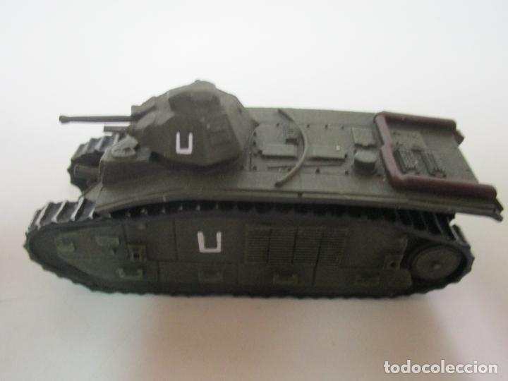 Maquetas: Carros de Combate - Lote, Colección 27 Tanques - Juguete de Plomo, Tanque - Escala 1/87 - con Funda - Foto 18 - 137971442