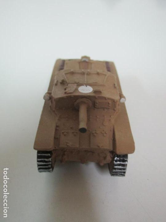 Maquetas: Carros de Combate - Lote, Colección 27 Tanques - Juguete de Plomo, Tanque - Escala 1/87 - con Funda - Foto 19 - 137971442