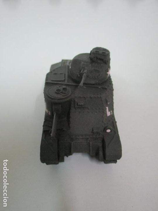 Maquetas: Carros de Combate - Lote, Colección 27 Tanques - Juguete de Plomo, Tanque - Escala 1/87 - con Funda - Foto 28 - 137971442