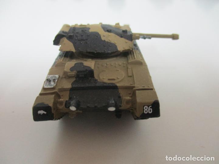 Maquetas: Carros de Combate - Lote, Colección 27 Tanques - Juguete de Plomo, Tanque - Escala 1/87 - con Funda - Foto 38 - 137971442