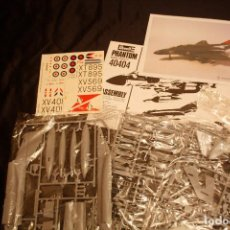 Maquetas: KIT MONTAJE PHANTOM 1/72. Lote 138171854