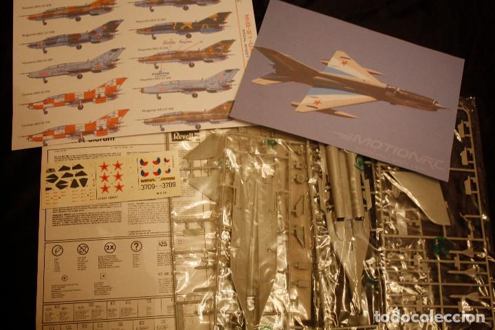 MIG 29 FULCRUM (Juguetes - Modelismo y Radio Control - Maquetas - Aviones y Helicópteros)