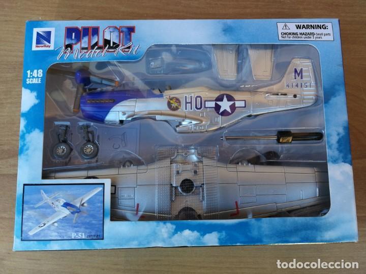 Maqueta Aire P Vendido Subasta En Us Del Avion Ejército 51 Mustang 7yYfb6g