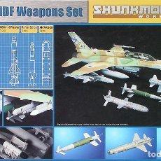 Maquetas: MAQUETA SKUNK MODELWORKS 1/72 IDF WEAPONS SET #72001. Lote 138699746