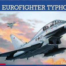 Maquetas: MAQUETA REVELL 1/72 EUROFIGHTER TYPHOON 'TWINSEATER' #04338. Lote 138809182