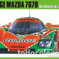 Maquetas: HASEGAWA - CHARGE MAZDA 767B 1/24 LIMITED EDITION 20312 . Lote 139590946