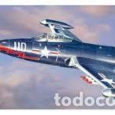Maquetas: HASEGAWA - F9F-2 PANTHER 1/72 00242. Lote 139591410