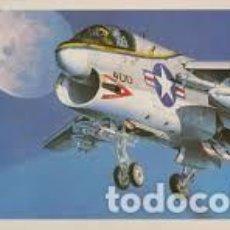 Maquetas: HASEGAWA - A-7A CORSAIR II 1/72 00238. Lote 139591550