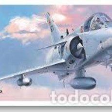 Maquetas: HASEGAWA - KFIR C2 1/72 00237. Lote 139591626