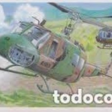 Maquetas: HASEGAWA - BELL UH-1 IROQUOIS 1/72 00141. Lote 139591882