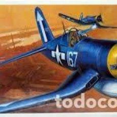 Maquetas: HASEGAWA - F4U-1D CORSAIR 1/72 00140. Lote 139591914