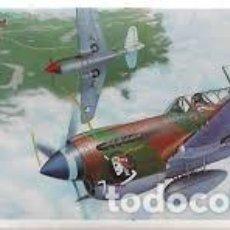 Maquetas: HASEGAWA - P-40N WARHAWK 1/72 00139. Lote 139591974