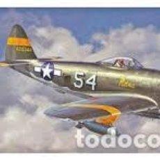 Maquetas: HASEGAWA - P-47D THUNDERBOLT 1/72 00138. Lote 139592018