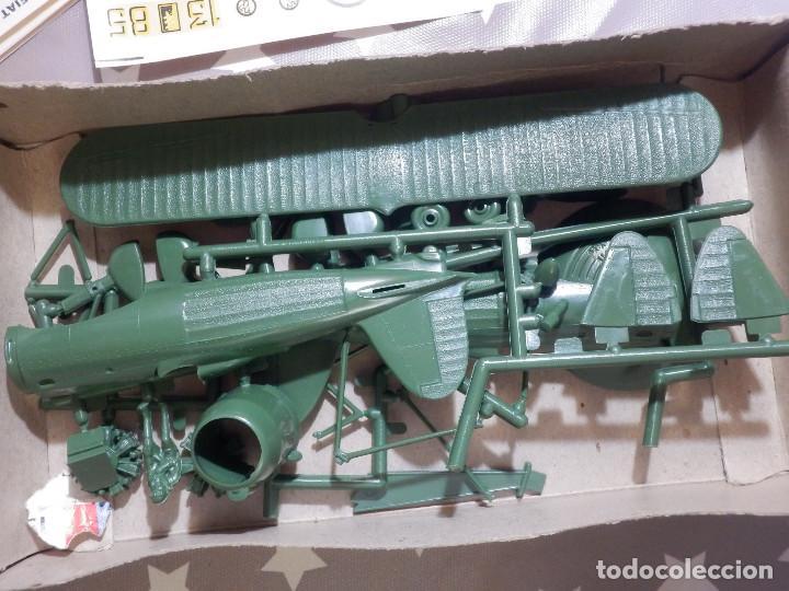 Maquetas: Maqueta de avión a escala - 1/72 - Fiat C.R. 42 - Revel - - Foto 3 - 139593666