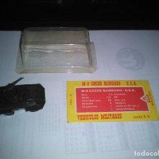 Maquetas: COCHE BLINDADO U.S.A. M 8 - EKO REF. 4002. Lote 139846958