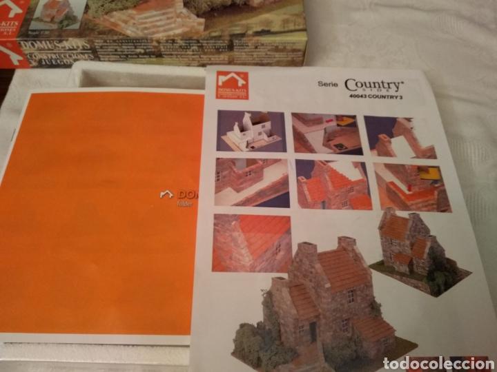 Maquetas: KIT DE CONSTRUCCION-SERIE COUNTRY SIDE country 3 Ref.40043 A ESTRENAR - Foto 6 - 140033645