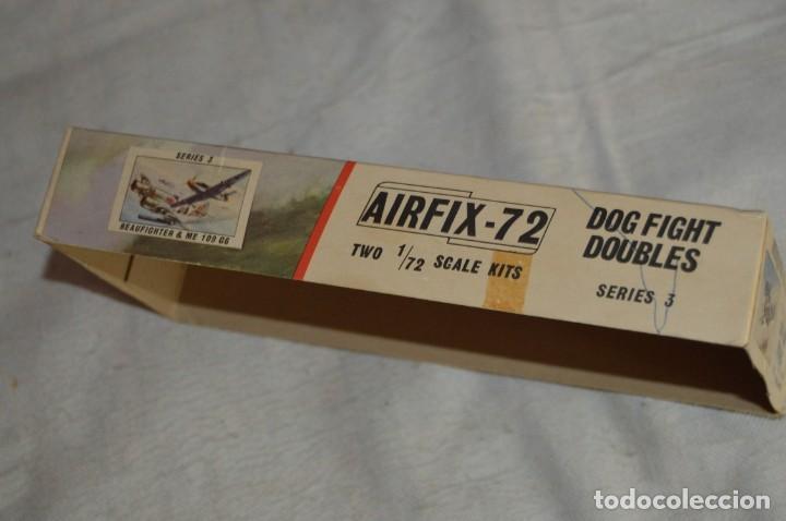Maquetas: VINTAGE - AIRFIX - ANTIGUA MAQUETA AIRFIX 72 - ME 262A Y MOSQUITO - DOG FIGHT DOUBLES - ENVÍO 24H - Foto 15 - 140035710
