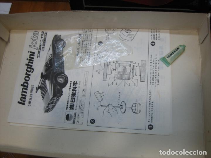 Maquetas: Antigua maqueta de coche - Foto 15 - 140496082
