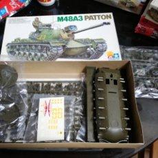 Maquetas: TAMIYA 1/35 M48A3 PATTON. Lote 140569756