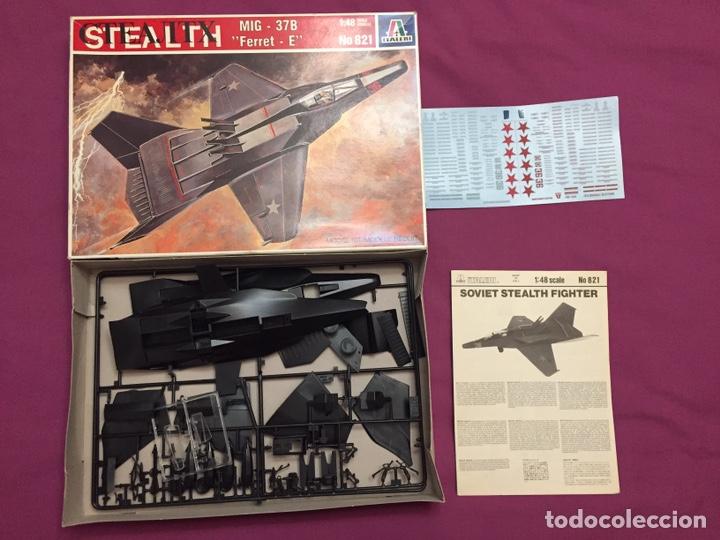 Maquetas: MIG 37 B Ferret STEALTH 1:48 maqueta avión - Foto 3 - 140782750
