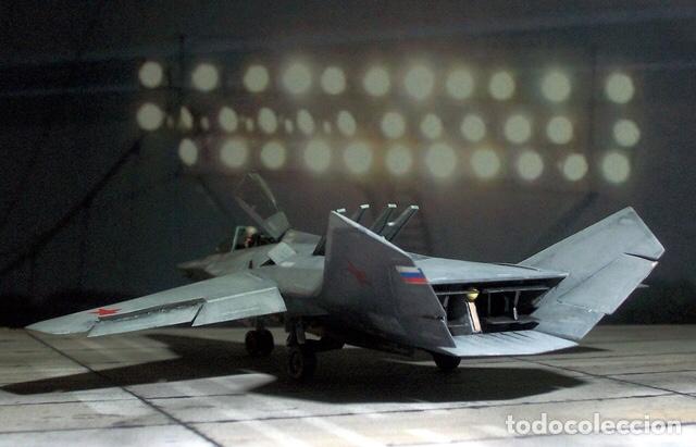Maquetas: MIG 37 B Ferret STEALTH 1:48 maqueta avión - Foto 4 - 140782750