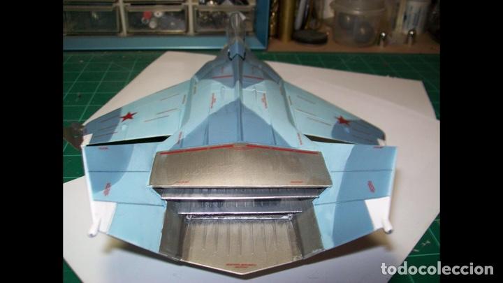 Maquetas: MIG 37 B Ferret STEALTH 1:48 maqueta avión - Foto 6 - 140782750