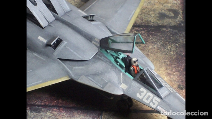 Maquetas: MIG 37 B Ferret STEALTH 1:48 maqueta avión - Foto 8 - 140782750