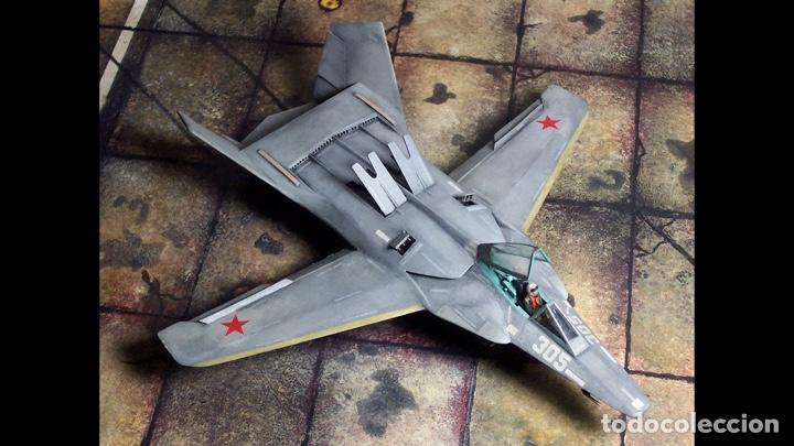 Maquetas: MIG 37 B Ferret STEALTH 1:48 maqueta avión - Foto 10 - 140782750
